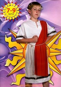 Empereur romain 7/9 ans Deguisement costume  panoplie