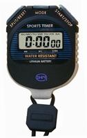 Chronomètre 1 ligne - pile lithium