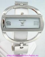 Montre femme bracelet acier watch uhr