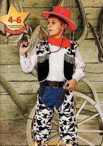 Cowboy 4/6  Deguisement costume enfant