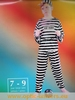 prisonnier 7/9  ans Deguisement costume  panoplie