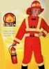 pompier 5/7 ans Deguisement costume  panoplie